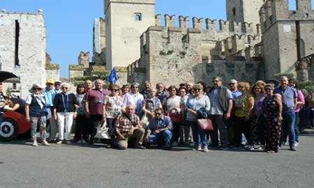gruppo Anap Pordenone - foto di gruppo associati