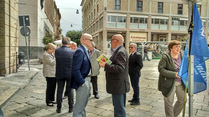 Svolta la giornata dell'Alzheimer a Lecce