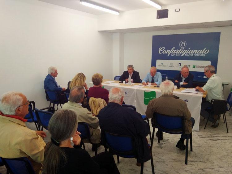 Armando Bonelli nominato Presidente