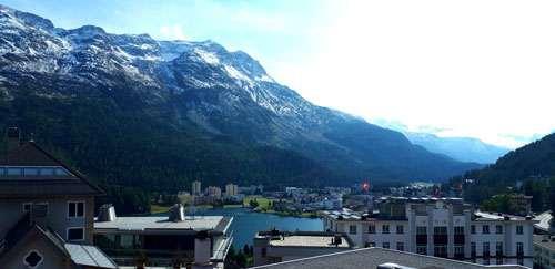 panorama della svizzera