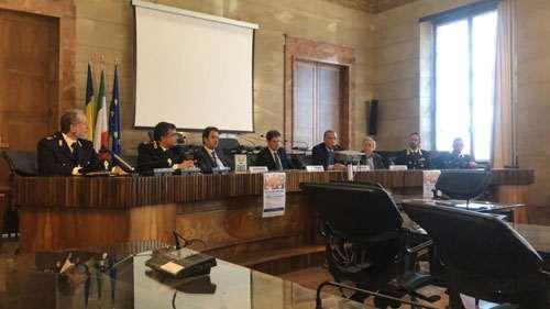 Anap Terni Conferenza Stampa Più Sicuri Insieme