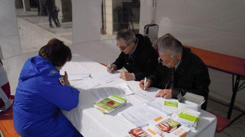 Portogruaro - Sesta giornata nazionale Alzheimer 2013