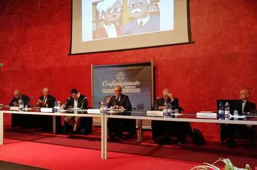 I relatori del convegno Più Sicuri Insieme - Anap Brescia