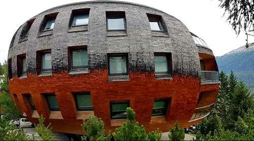 struttura moderna